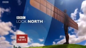 B4AV on BBC Look North news